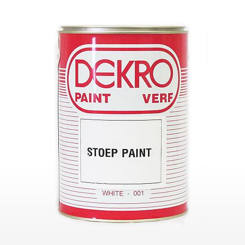 Dekro Alkyd Stoep Enamel