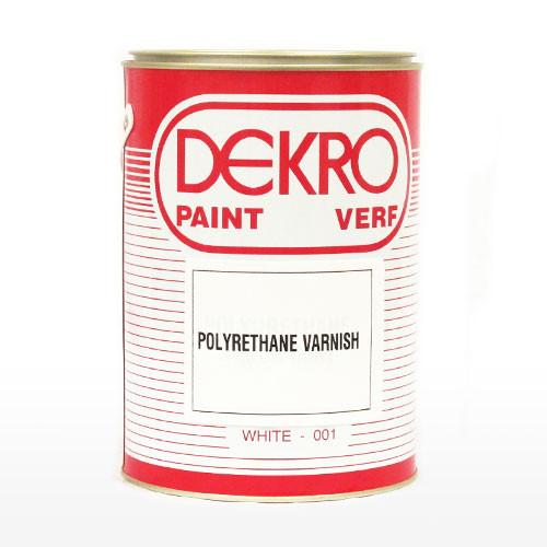 Dekro Polyurethane Varnish