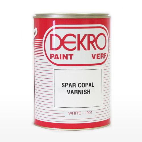 Dekro Spar Varnish