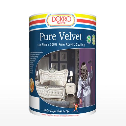 Pure Velvet