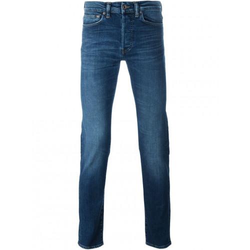 Five Pocket Jeans Denium Blue
