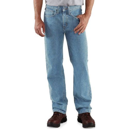 Work Jeans Denim Blue