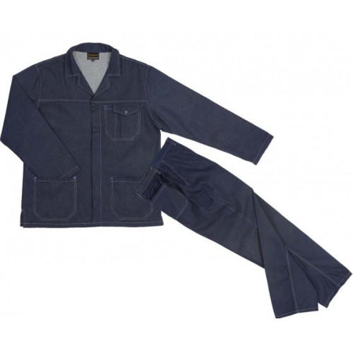 Conti Suit 2PC Denim