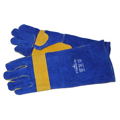 Blue Welding Glove with...
