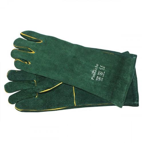 "Green Lined glove 8"" Premium"