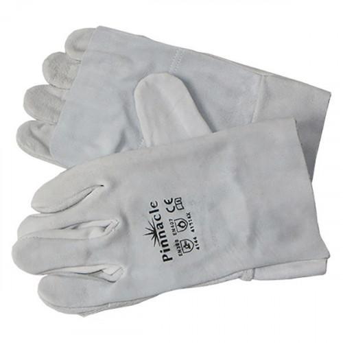 Chrome Leather Glove double...