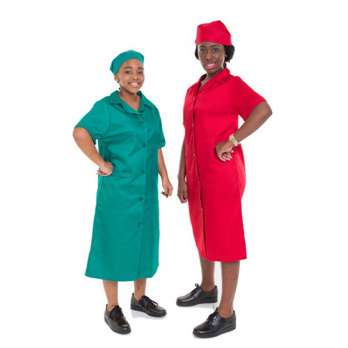 Ladies Canteen Dress Poly...